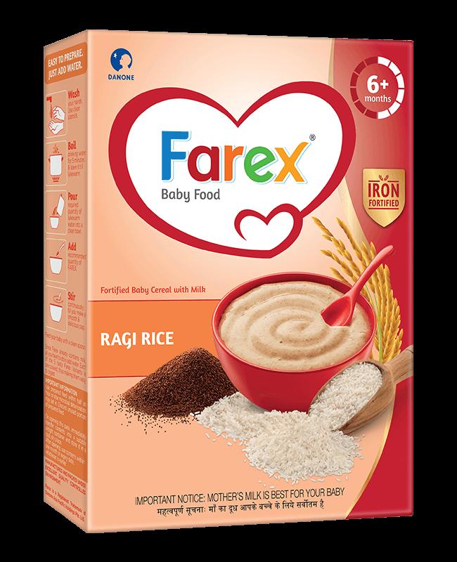 Farex Ragi Rice