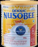 NusobeeSoya Lactose Free Formula