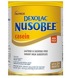 Nusobee Casein 1 Lactose Free Formula