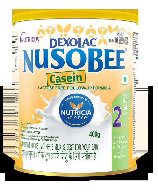 Nusobee Casein 2 Lactose Free Formula