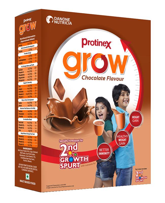 Protinex Grow Chocolate