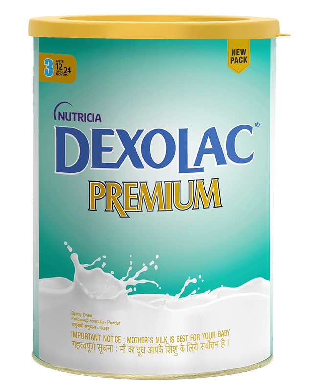Dexolac Premium Stage 3 Follow Up Formula