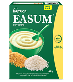 Easum Milk Free Baby Cereal Refill