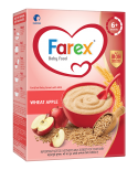 Farex Wheat Apple Refill