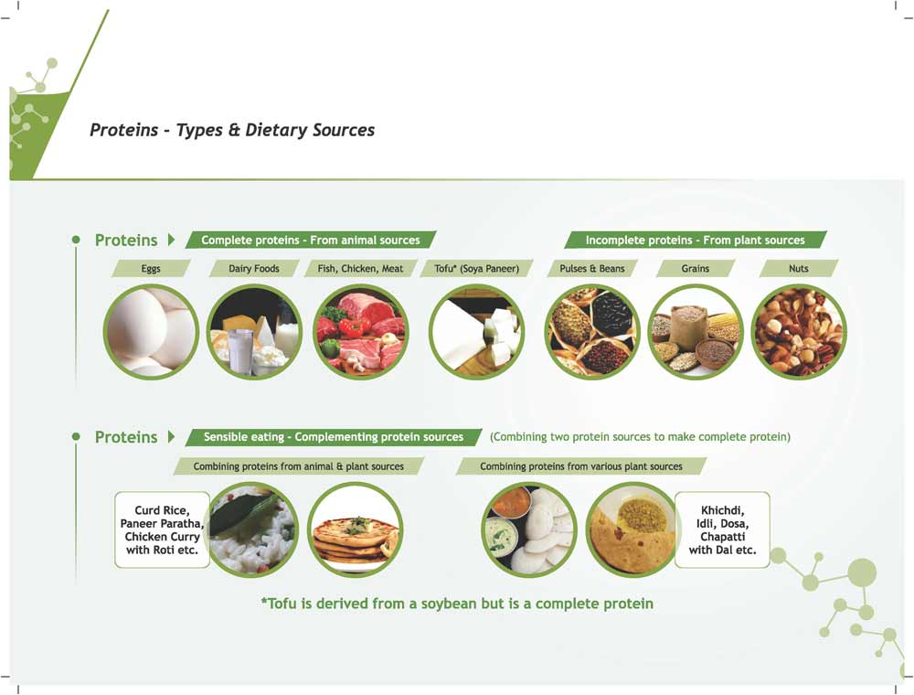 proteins dietary sources