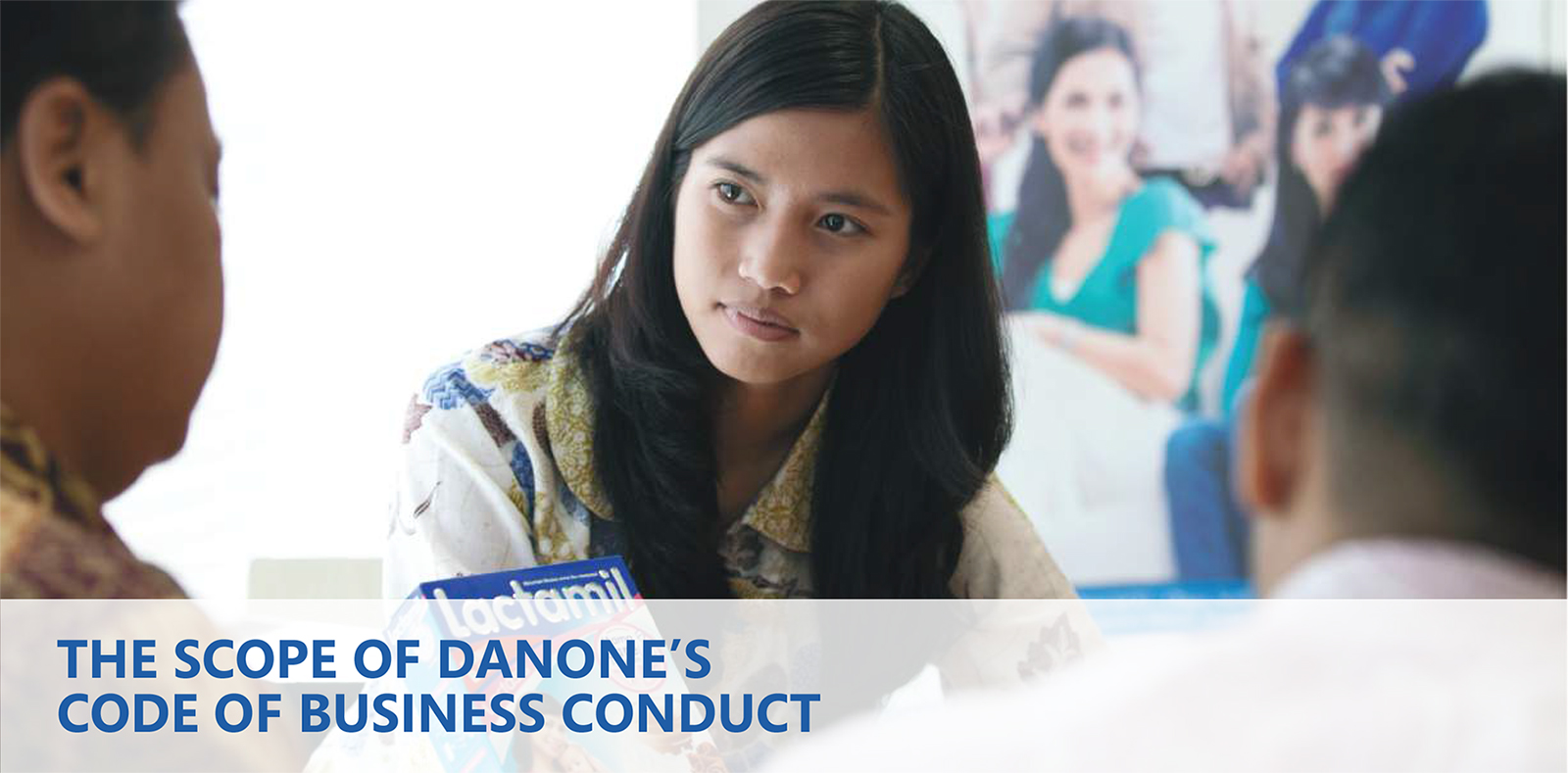 the scope of danone