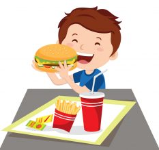 Skipping Meals and Opting for Fast Foods
