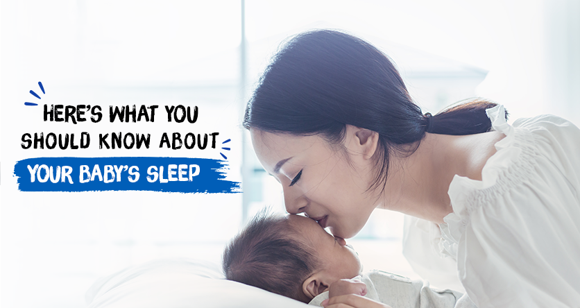 Here's what you should know about your Baby's Sleep