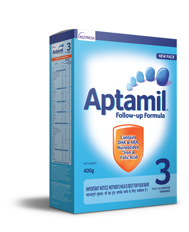 Aptamil Follow Up Formula Stage 3 (12-24 mos)