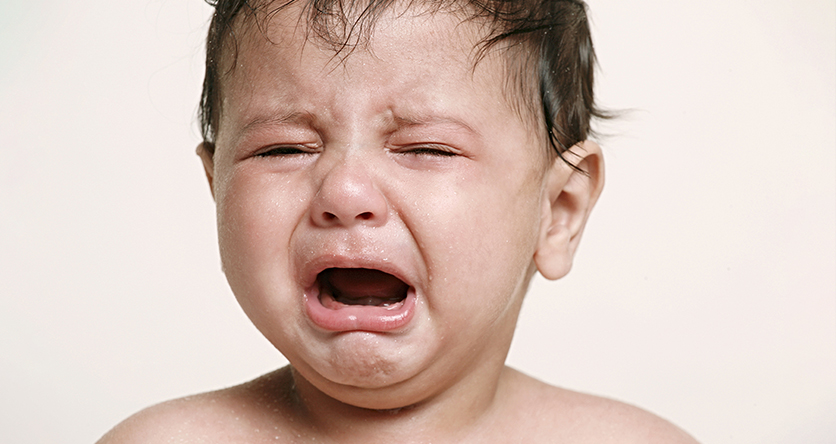 Infant crying: First form of communication